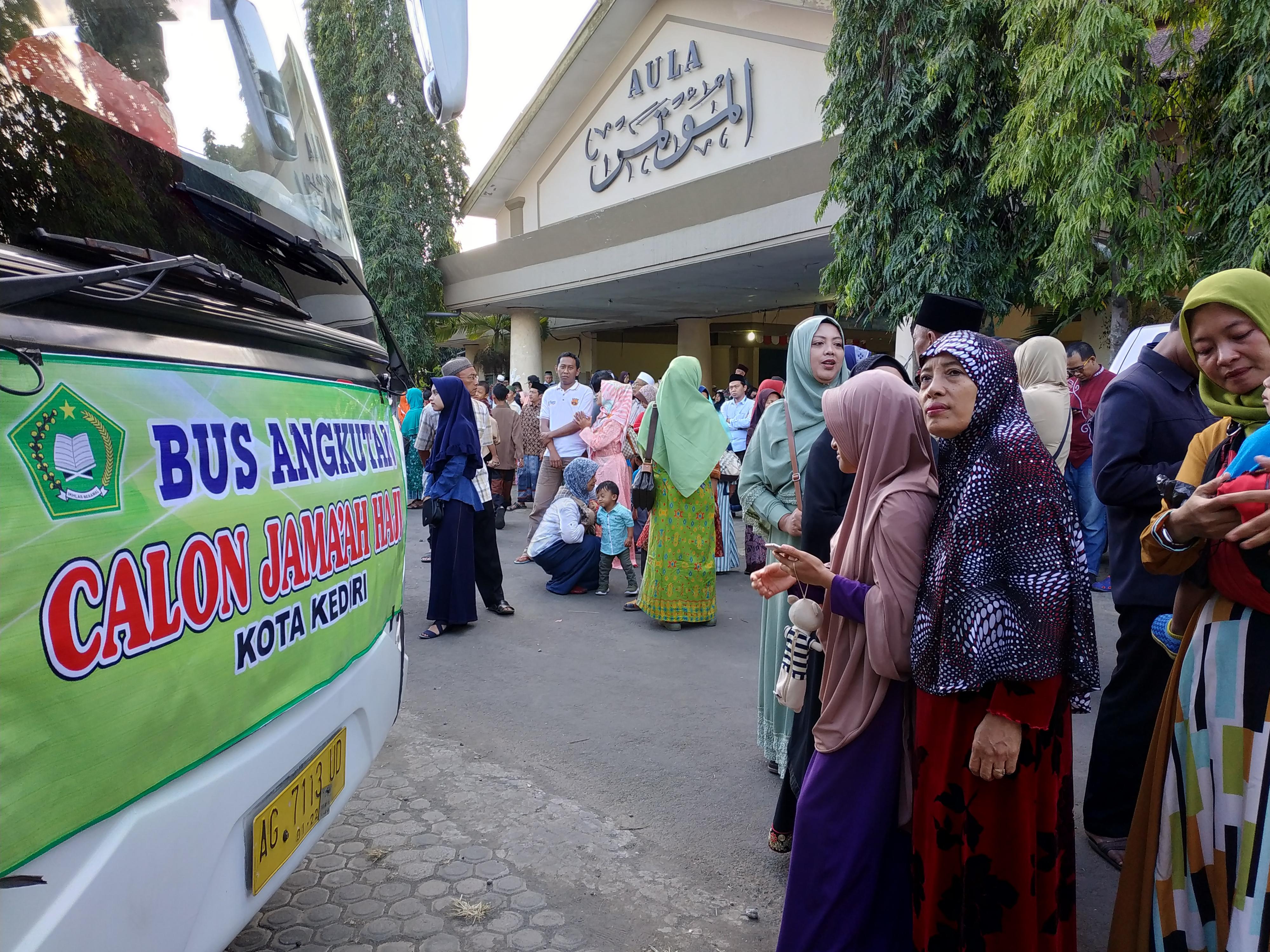 52 Persen Jamaah Haji Kediri Miliki Resiko Tinggi