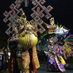 Nite Carnival 2018, Semarakkan Peringati Hari Jadi ke 1.139 Kota Kediri