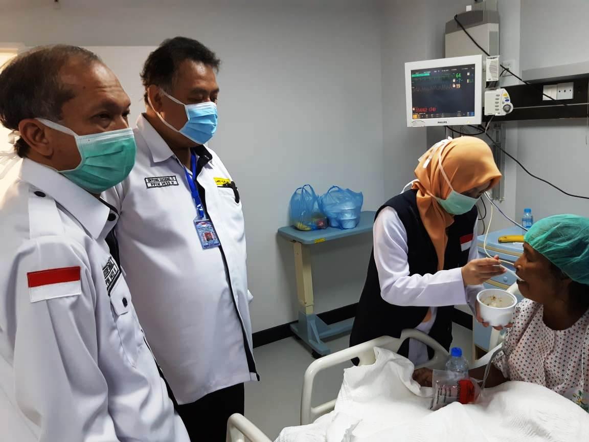 Pasien Haji Umumnya Miliki Penyakit yang Butuh Tindak Lanjut