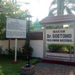 Inilah Saksi Perjuangan Dr. Soetomo
