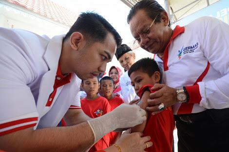 Kemenag – Kemenkes Diminta Sosialisasikan Fatwa Vaksin MR