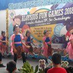 Aloysius Fun Games 2018, Ajang Bermain dan Belajar