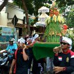 Warga Kediri Ikuti Kirab Suroan Peringati Tahun Baru Jawa