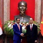 Indonesia dan Vietnam Sepakat Perkuat Kerja Sama di Berbagai Bidang