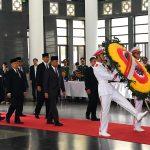 Menko Polhukam Hadiri Upacara Penghormatan Presiden Vietnam yang Wafat