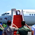 Presiden Jokowi Bertolak ke Palu Tinjau Langsung Daerah Terdampak Gempa dan Tsunami