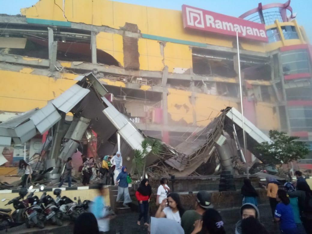 Gempa dan Tsunami Landa Sulawesi Tengah, Pemerintah Lakukan Penanganan Darurat
