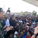 Presiden Jokowi Minta Prioritaskan Evakuasi Korban Gempa Sulteng