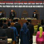 Mendagri Hadiri Pelantikan PAW 40 Anggota DPRD Kota Malang, Ingatkan Tidak Korupsi