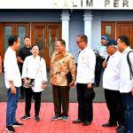 Presiden Jokowi Kembali Kunjungi Palu