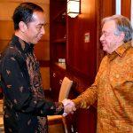 Presiden Jokowi Bertemu Sekjen PBB hingga Hadiri ASEAN Leaders Gathering
