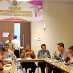 Kemenko Polhukam Bersama Setjen Wantannas Matangkan Implementasi RAN Bela Negara Tahun 2018-2019