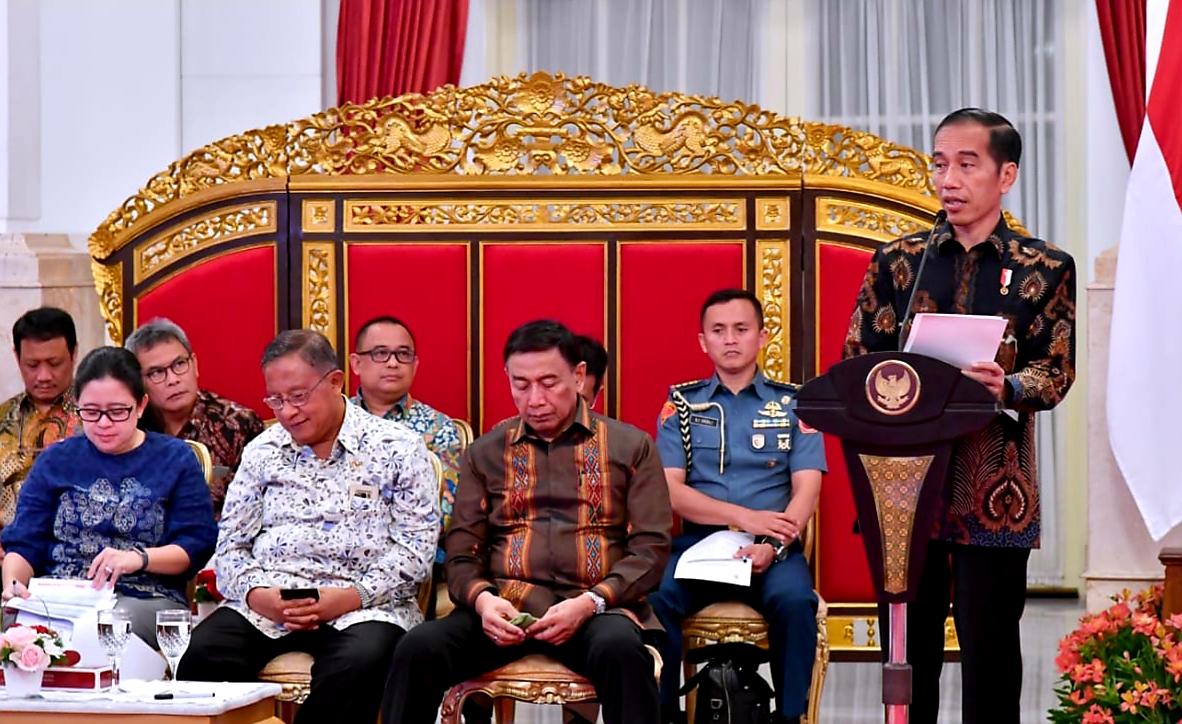 Pemerintah Terus Berupaya Perbaiki Neraca Perdagangan Indonesia