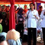 Presiden Jokowi Ingatkan Posisi Indonesia Berada Pada Garis Cincin Api