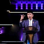 Presiden Jokowi Ingin Para Santri Cinta Bangsa dan Berakhlakul Karimah