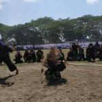 Peringati Hari Santri, Ratusan Pendekar Pagar Nusa Unjuk Keahlian Bela Diri Sekaligus Galang Dana Korban Bencana