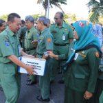 ASN Ponorogo Galang Dana untuk Korban Bencana Sulteng
