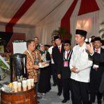 Presiden Jokowi Dorong Peningkatan Partisipasi Masyarakat dalam Pemberantasan Korupsi