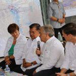 Wapres Jusuf Kalla dan Sekjen PBB Kunjungi Warga Pasca Gempa Sulteng