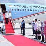 Presiden Jokowi Kunjungi NTB, Serahkan Bantuan Pembangunan Rumah Korban Gempa