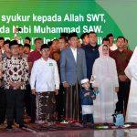 Presiden Jokowi Hadiri Apel Akbar Santri Nusantara di Surakarta