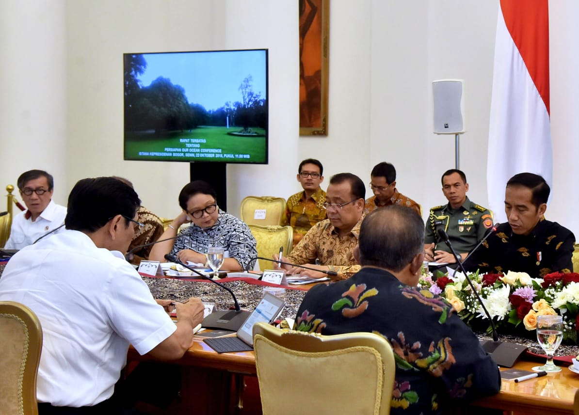 "Indonesia Bersiap Gelar ""Our Ocean Conference 2018"""
