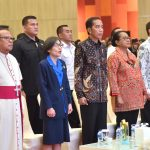 Presiden Jokowi Sampaikan Keunggulan Perempuan di Hadapan Kongres WKRI