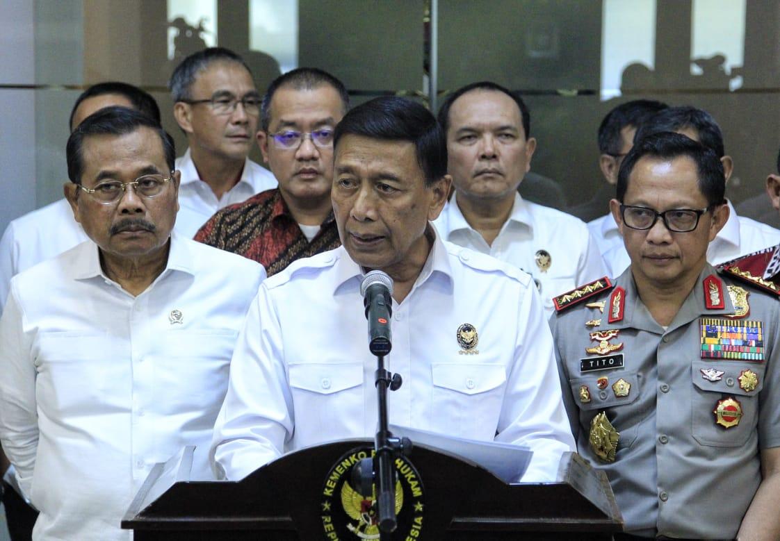 Sinergi Kementerian Lembaga dan Pemda Berikan Dampak Luar Biasa Penanggulangan Terorisme