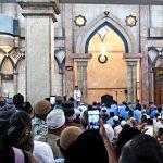 Usai Jumatan di Merauke, Presiden Jokowi Berpesan Masyarakat Jaga Kerukunan