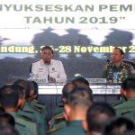 Menko Polhukam Tegaskan TNI Jaga Stabilitas Keamanan Jelang Tahun Politik