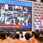 Buka Indonesia Science Expo, Presiden Sampaikan Pentingnya Ilmu Pengetahuan