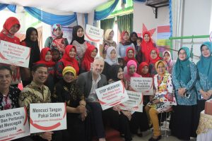 KSP Kampanye Cegah Stunting di Hadapan 500 Kader Posyandu Cianjur