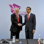 Indonesia dan Cile Sepakat Tingkatkan Kerja Sama Perdagangan dan Kelautan