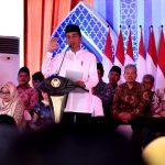 Presiden Jokowi Pastikan Stabilitas Harga Pangan di Jawa Timur