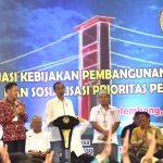 Presiden Jokowi Berharap Dana Desa Tingkatkan Kesejahteraan Masyarakat Desa