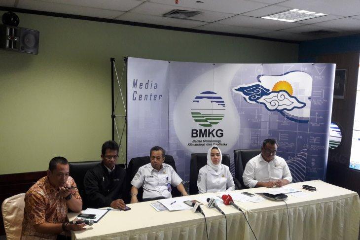 BMKG Ungkap Kronologi Tsunami Selat Sunda