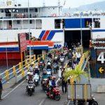 Libur Natal, ASDP Ketapang Seberangkan 178.949 Penumpang ke Pulau Bali