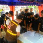 75 Pengemudi Bus di Terminal Purabaya Ikuti Tes Urine