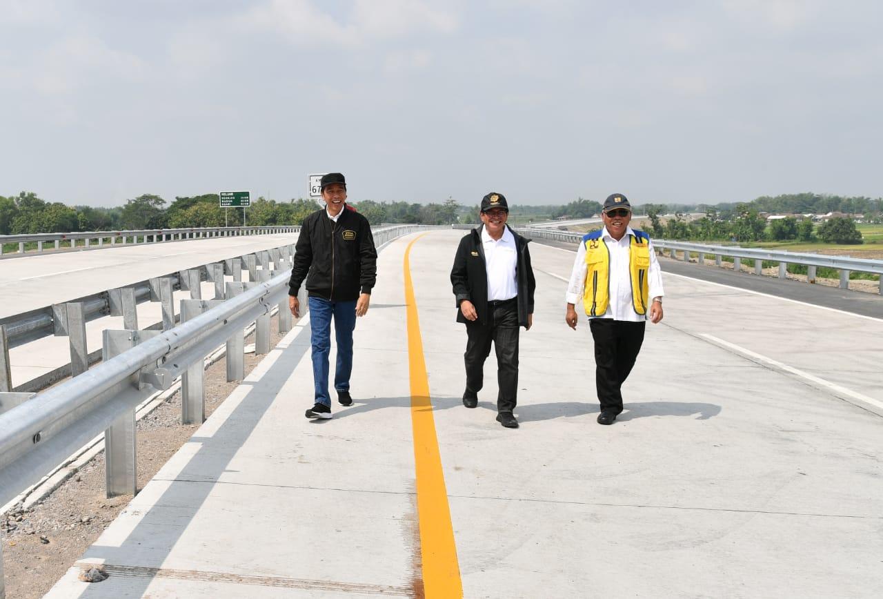Menteri Jonan Minta Pertamina Pasok BBM di Tol Trans-Jawa dengan Maksimal