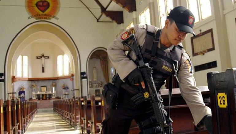 84.000 Polisi Dikerahkan untuk Amankan Natal dan Tahun Baru