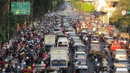 Sistem Ganjil-Genap Belum Diperlukan di Surabaya