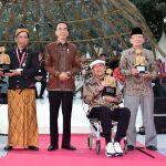 Presiden Ajak Masyarakat Lestarikan Budaya Indonesia