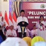 Bank Wakaf Tumbuhkan Kesejahteraan Umat