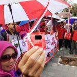 Aktivis Kediri Sosialisasikan Bahaya HIV/AIDS