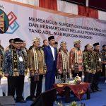 Presiden Hadiri Milad Ke-28 ICMI di Lampung
