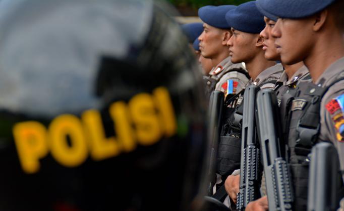 Polrestabes Surabaya Kerahkan 2.500 Personel untuk Amankan Perayaan Pergantian Tahun