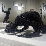 """Pameran """"Sketsa, Garis, Sak Sret"""" di Galeri Prabangkara Surabaya"""