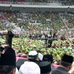 Pesan Presiden ke Muslimat NU : Jaga Toleransi