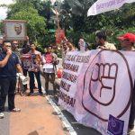 AJI Surabaya Tolak Remisi Pelaku Pembunuhan Wartawan Radar Bali