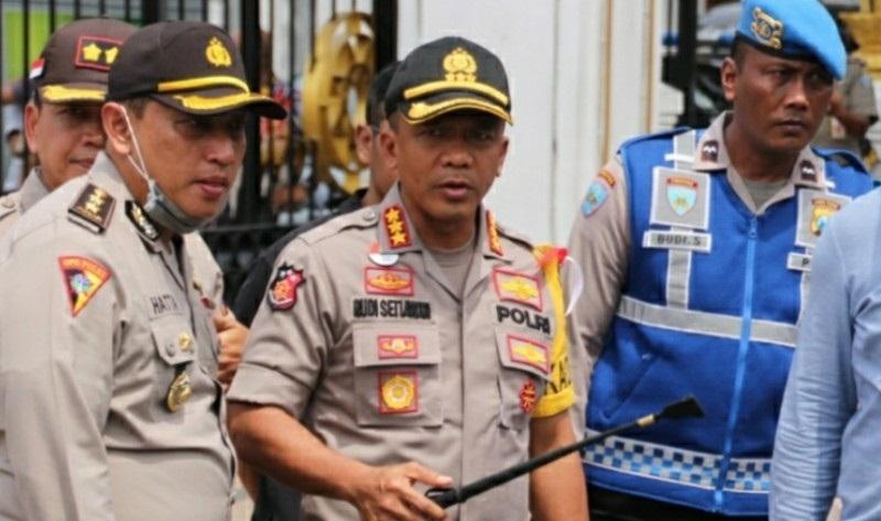 Surabaya Terpantau Aman saat Malam Tahun Baru